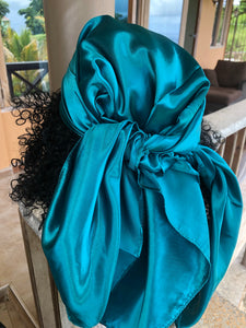 Luxe Satin Scarf