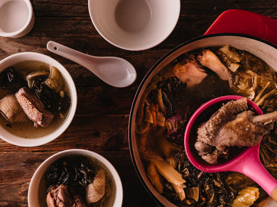 鹹菜鴨肉湯 (食譜影片) | Pickled Mustard Leaves Duck Soup