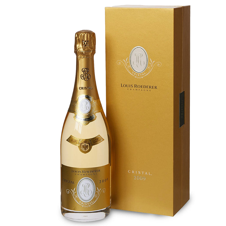 2009 Louis Roederer Cristal Champagne