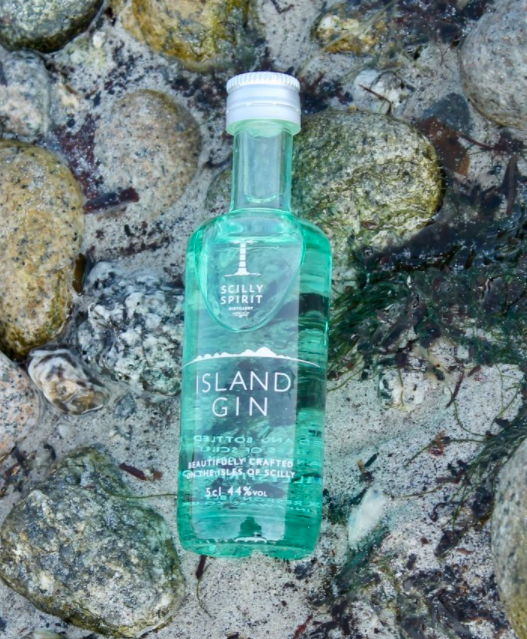 Island Gin from Scilly Spirits