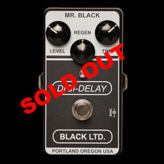 Black LTD. Digi-Delay