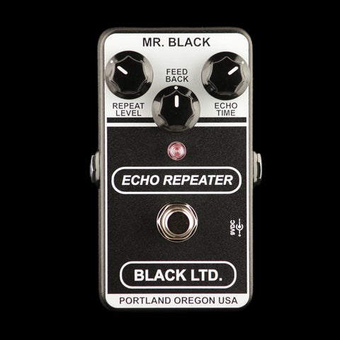 Black LTD. Echo Repeater