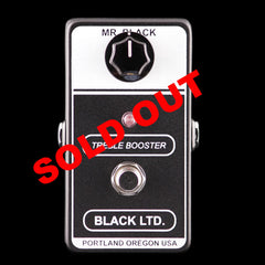 Black LTD. Treble Booster