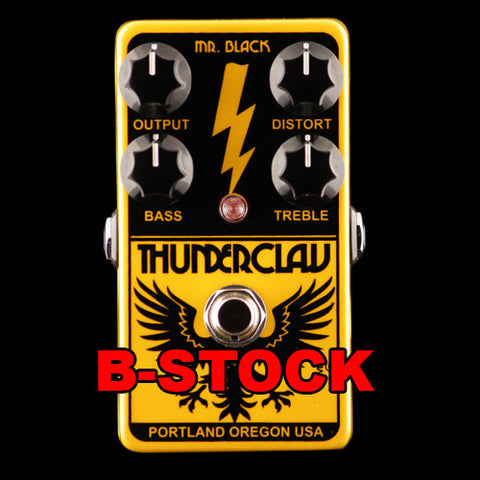 ThunderClaw B-stock