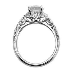 Artcarved Peyton Diamond Engagement Ring