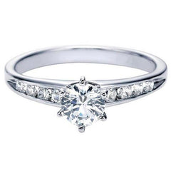 Ben Garelick Royal celebrations Affordable Diamond Engagement Ring