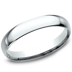 Benchmark Classic 3MM Comfort Fit High Polish Wedding Band