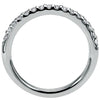 "Gabriel Amavida ""Ronan"" Classic Shared Prong Diamond Wedding Ring"