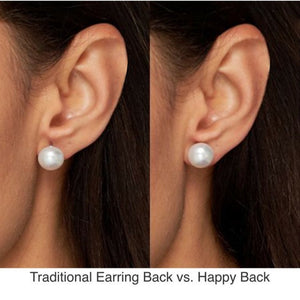 Honora Happy Backs Ear Nut - Single Pair