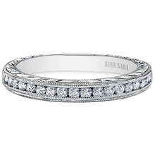"Load image into Gallery viewer, Kirk Kara ""Stella"" Diamond Wedding Band"