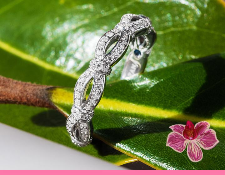 Vintage Halo Style Diamond Engagement Rings at Ben Garelick