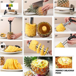 (2020 NEW Version)JUICY BITES PINEAPPLE SLICER