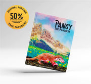 Pangy the Pangolin - Hardcover Edition