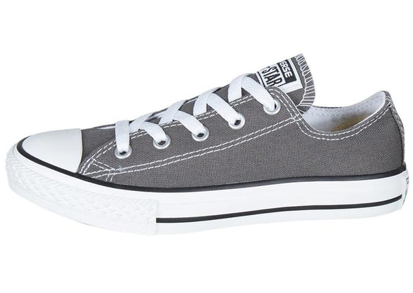 Converse Kids Chuck Taylor All Star Lo Charcoal Angle 2