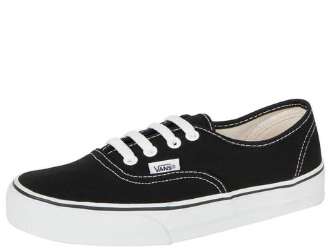 Vans Authentic Black Angle 1