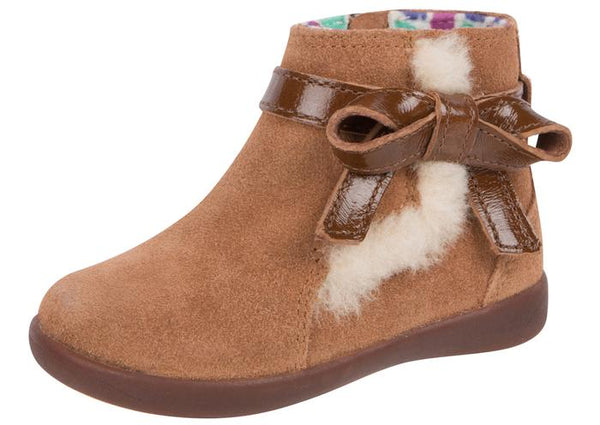 UGG Infants Libbie Chestnut Angle 1