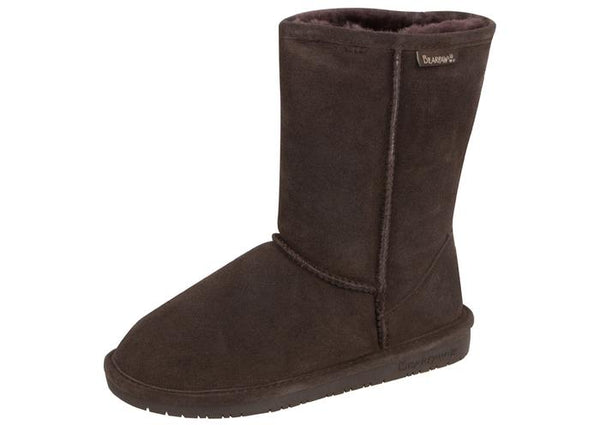 Bear Paw Womens Emma Chocolate Angle 1