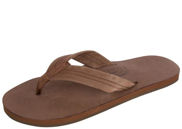 Rainbow Sandals Premier Leather Expresso Sandal Angle 1