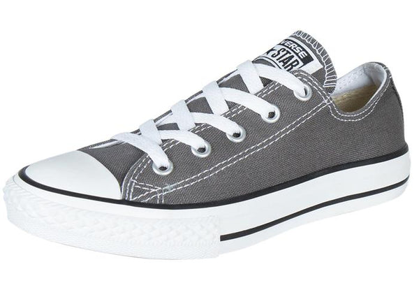 Converse Kids Chuck Taylor All Star Lo Charcoal Angle 1