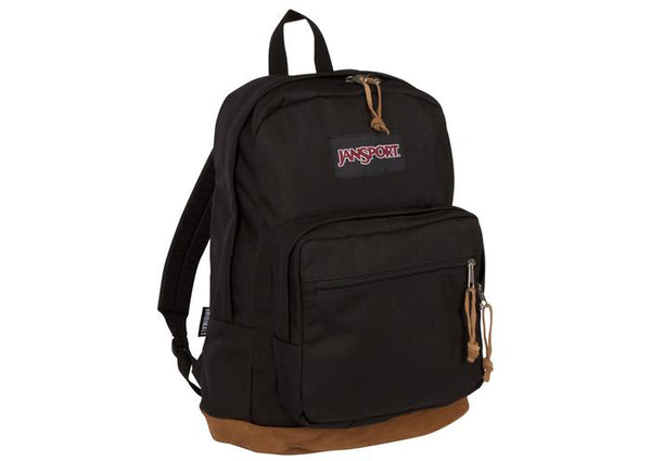 JanSport Right Pack Black Angle 1