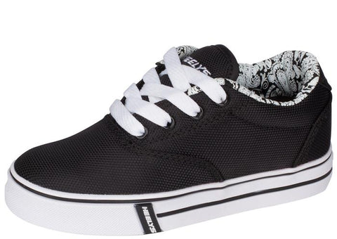 Heelys Kids Launch Paisley Black Angle 1