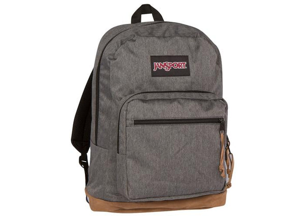 JanSport Right Pack Digital Edition Herringbone Angle 1