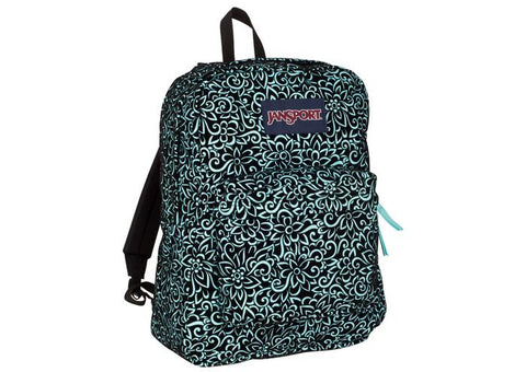 JanSport High Stakes Water Lotus Agua Dash Angle 1