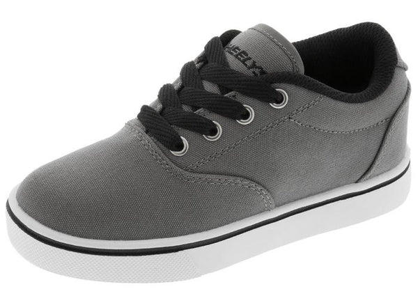Heelys Kids Launch Grey Angle 1