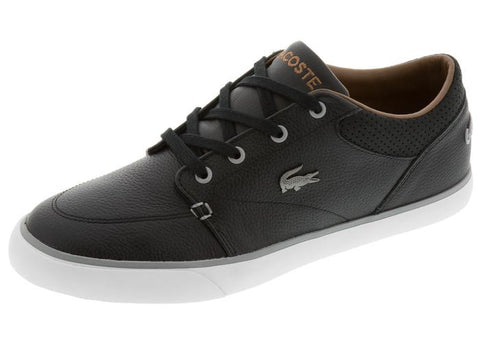 Lacoste Bayliss Vulc 317 1 CAM Black Grey Angle 1