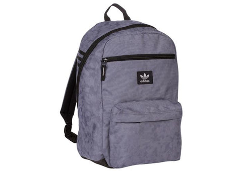 adidas Originals National Plus Backpack Onix Black Angle 1