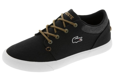 Lacoste Bayliss Vulc 317 2 CAM Black Brown Angle 1