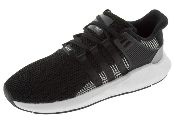 adidas EQT Support 93 17 Black Black White Angle 1