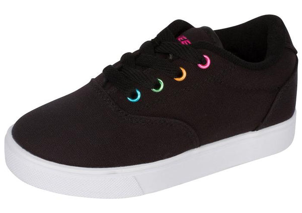Heelys Kids Launch Black Rainbow Angle 1