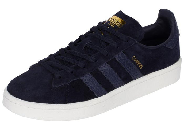 adidas Womens Campus Legend Ink Chalk White Angle 1