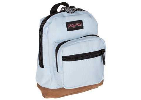 JanSport Right Pouch Palest Blue Angle 1