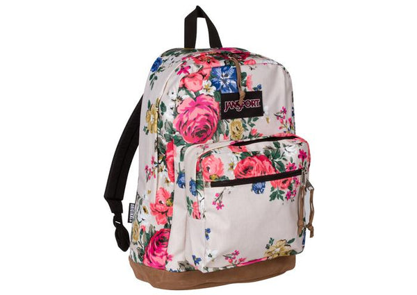 JanSport Right Pack Expressions Matte Coated Canvas Angle 1