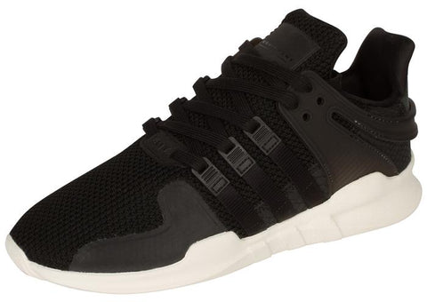 adidas EQT Support ADV Black Black Off White Angle 1