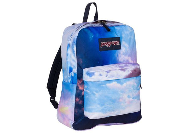 JanSport High Stakes Head In The Clouds Angle 1