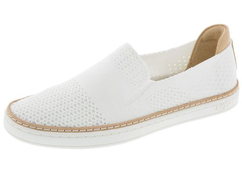 UGG Womens Sammy White Angle 1