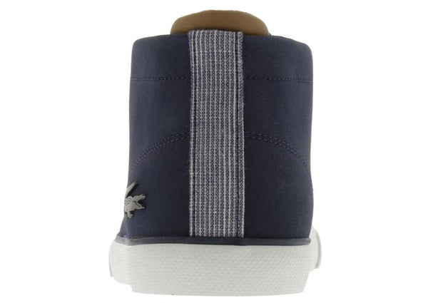 Lacoste Esparre Chukka 118 1 CAM Navy Light Brown Angle 3