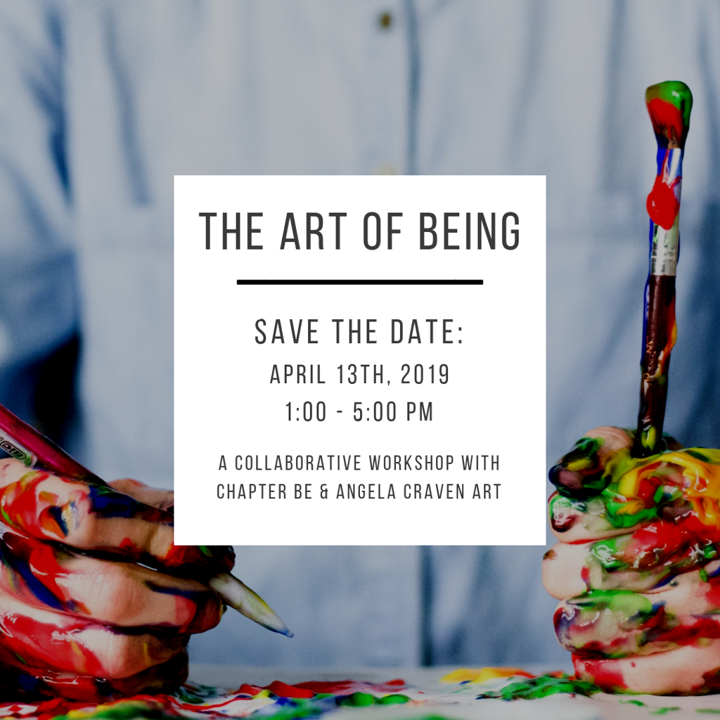 The Art of Being: abstract painting workshop