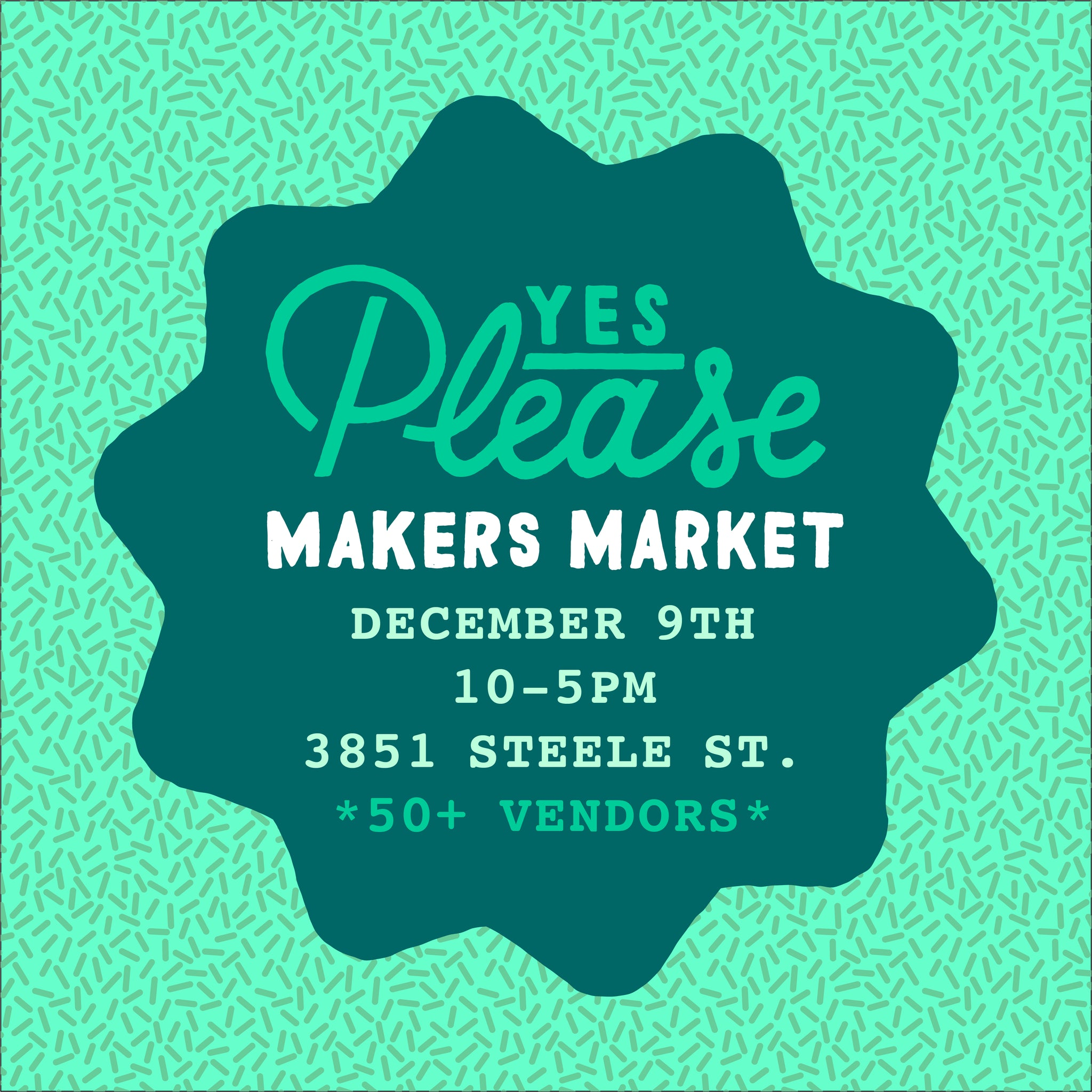 Yes Please Makers Market