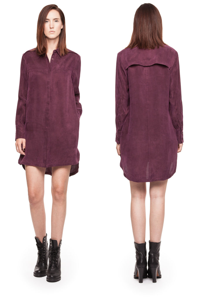 Morgan Shirtdress