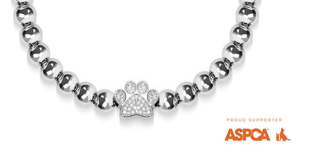 ASPCA Charity NOGU Bracelet Dog Paw Jewelry
