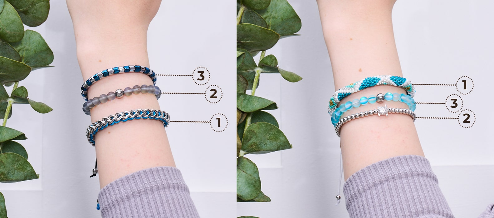 NOGU How to Stack and Put Together your Fave Handmade NOGU Bracelets (Jewelry How-To Tutorial)