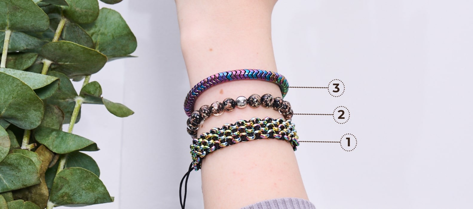 NOGU How to Stack and Style Your Favorite Handmade Bracelets