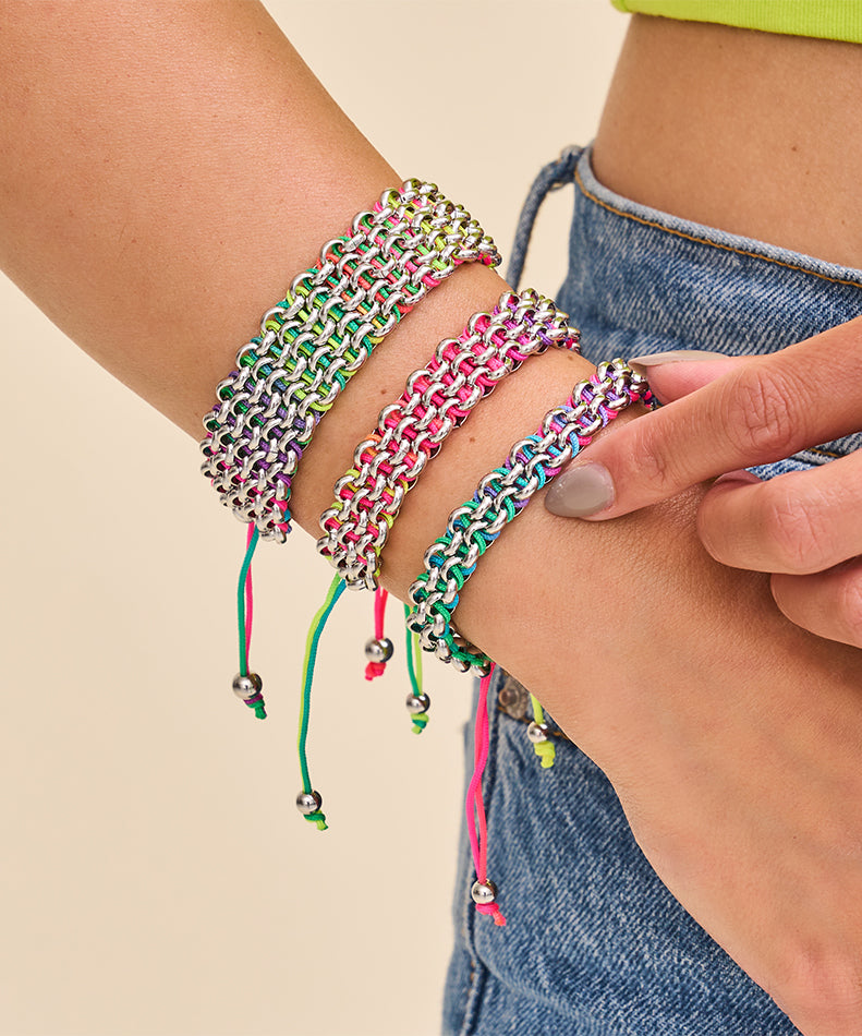 NOGU How to Clean and Care for Stainless Steel Handmade Jewelry (bracelets, earrings, rings, necklaces)