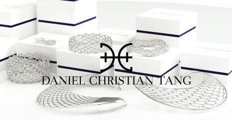 Daniel Christian Tang - 3D Printed Sterling Silver Jewelry