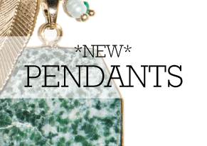 New Necklace Jewelry Arrivals