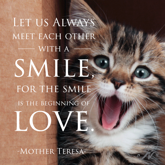 Let us always meet each other with a smile! - NOGU studio